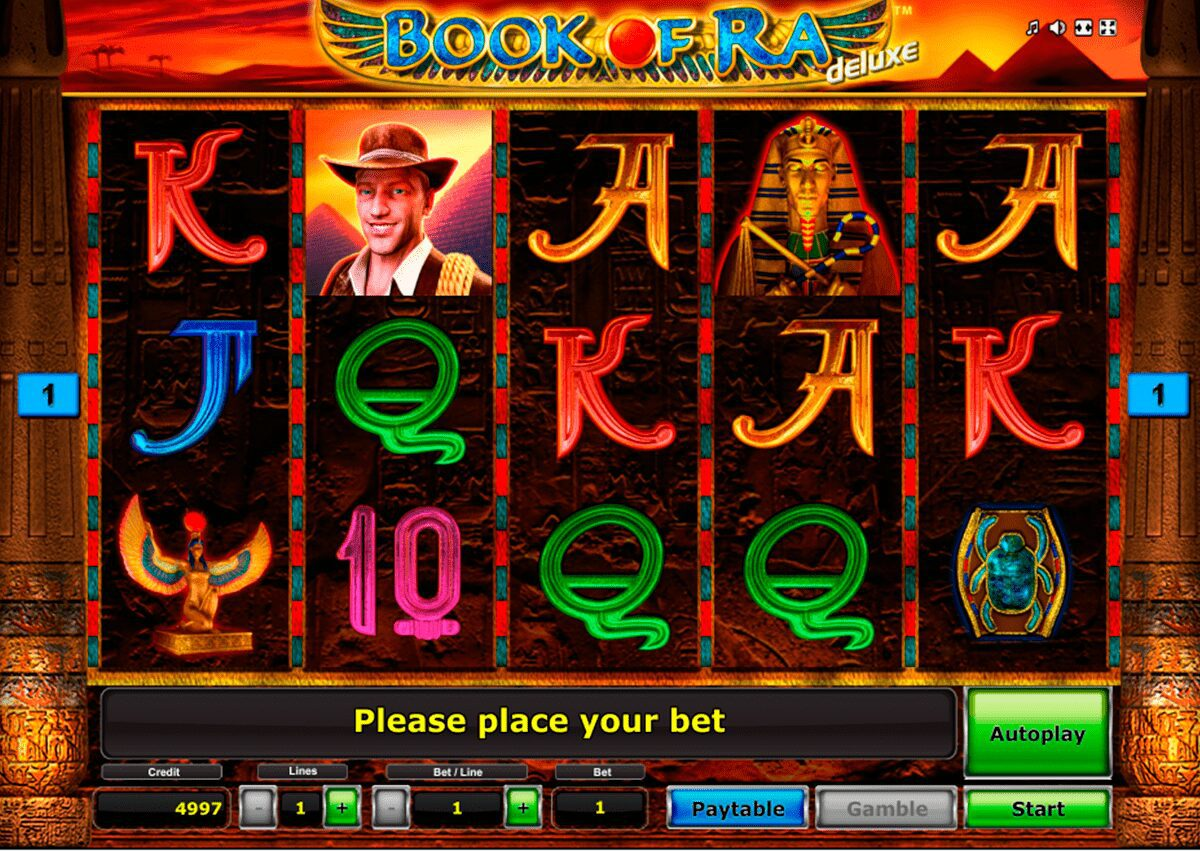 book of ra deluxe free play