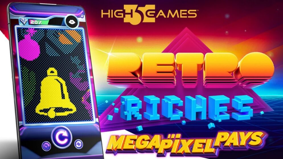 1980 Themed Slot, Retro Riches By High 5 Games